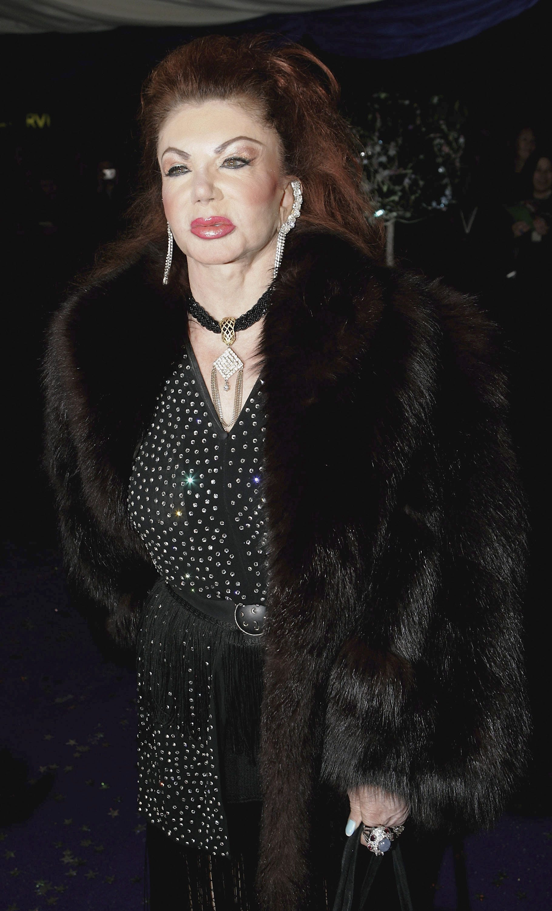 View Pictures Of Sylvester Stallone's Mother JPG