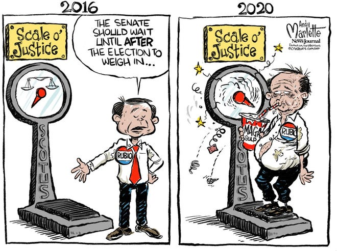 Andy Marlette USA TODAY Network