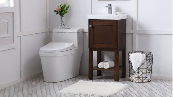 A bathroom makeover can easily make your space more luxurious.