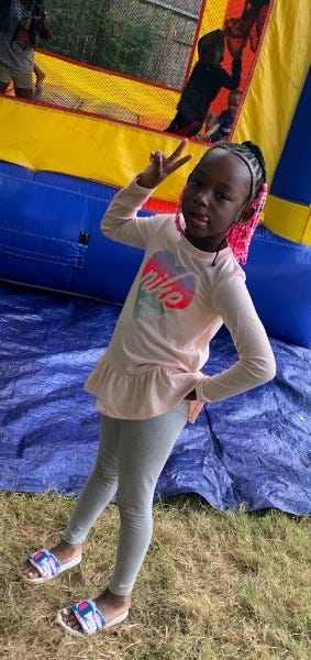 Mar'Viyah Jones was killed in the crossfire of two men exchanging gunshots. [News 5 Cleveland]