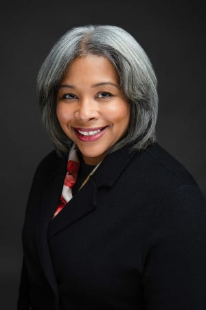 Erika Clark Jones, CEO of the ADAMH Board of Franklin County