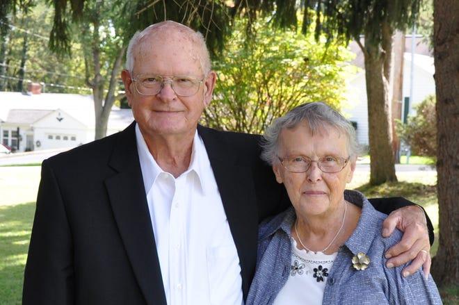Paul and Lois Dearth