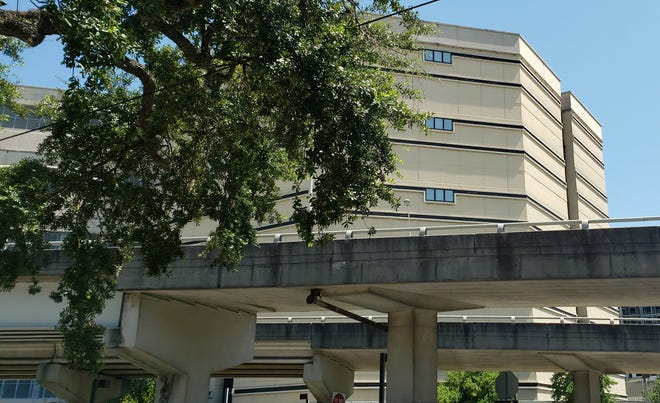 Duval County jail.