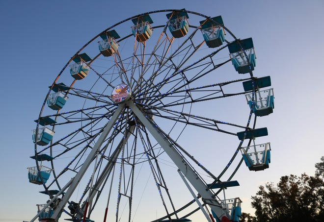 The Lenoir County Fair has been canceled amid the COVID-19 crisis, but the fair association will host the first Chick'n Lick'n Competition Saturday, Oct. 10, at the fairgrounds. [Brandon Davis/Kinston Free Press]