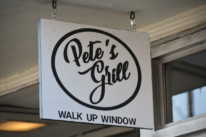 Pete's Grill is now open in the place of Andrew's Grill on 6 W. Washington Street in Petersburg. The nephew of former owner Fotios Melis and his wife will continue the local icon under a new name, but with the same recipes.