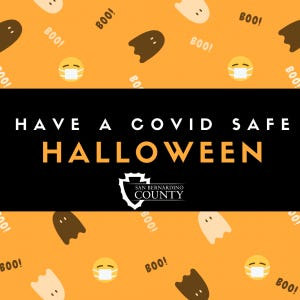 The San Bernardino County Public Health Department on Wednesday has issued guidelines for pumpkin patches and Halloween-themed activities amid the COVID-19 pandemic.