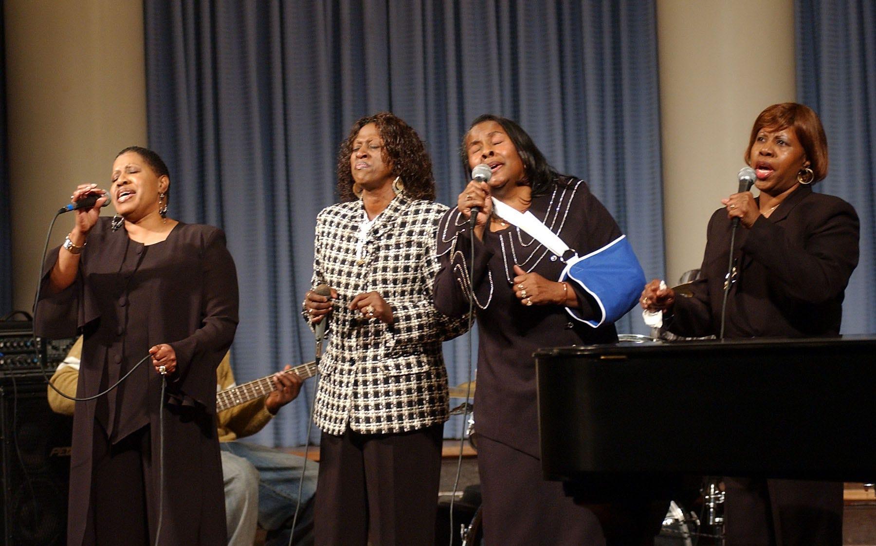 Gospel stars headed to New Brunswick to honor the late Chequita Lumzy of Lumzy Sisters