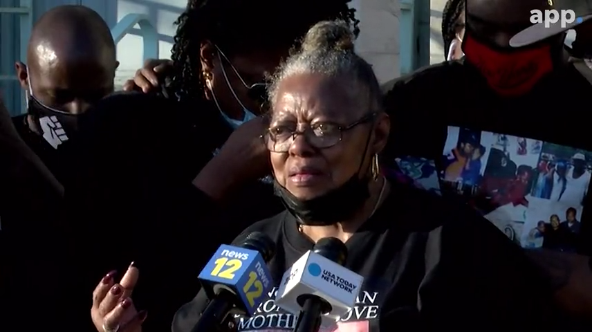 Hasani Best's mother: police 'didn't have to take his life'