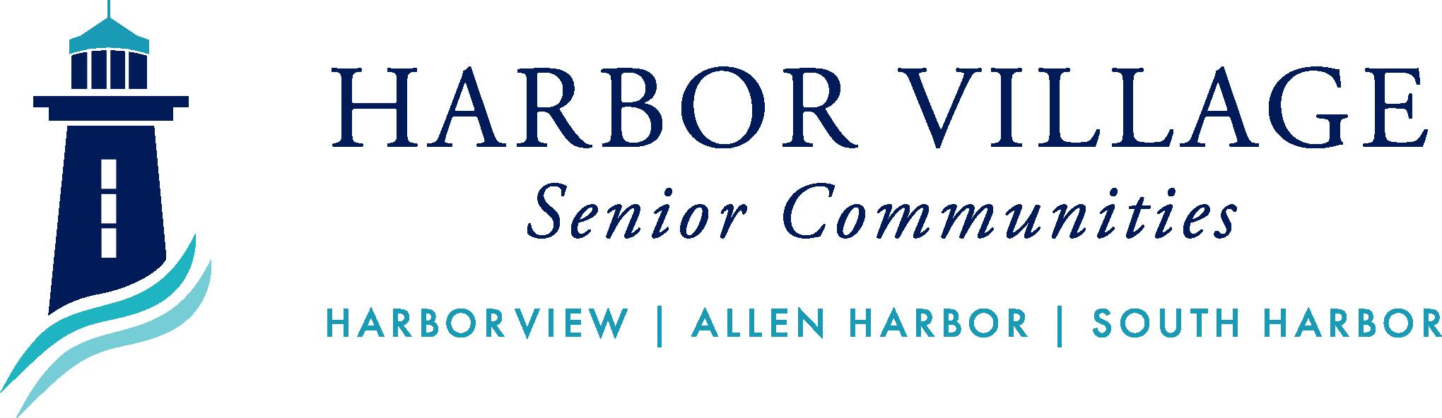 Harbor Village Senior Communities Logo
