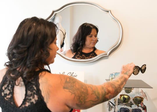 Chillicothe's Tara Gillum is the owner of Alpha Femme Boutique, a new women's gift boutique store located on Paint Street close to her bar Steiner's Speakeasy.