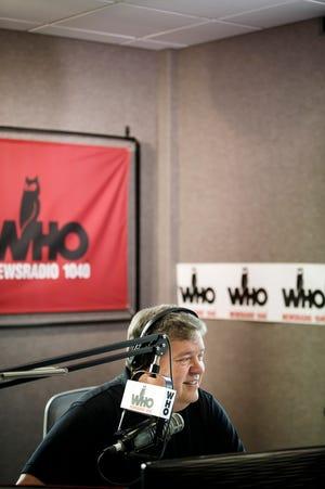 世卫组织电台主持人范哈登(Van Harden)将于2020年9月23日星期三在得梅因(Des Moines)主持他的晨间脱口秀节目。  Harden宣布他将在一月份在电台播出50年后退休。