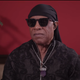 Stevie Wonder gets emotional as he reflects on the times in a video message released Sept. 23, 2020.
