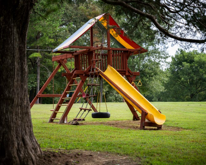 Madison County Parks and Recreation hosted a soft grand opening of Godwin Family Park called Worner Godwin park, Tuesday, September 22, 2020.