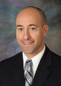 The Brighton Area Schools Board of Education offered Brandon School District Superintendent Matthew Outlaw a job as Brighton's new superintendent, Wednesday, Sept. 23, 2020.