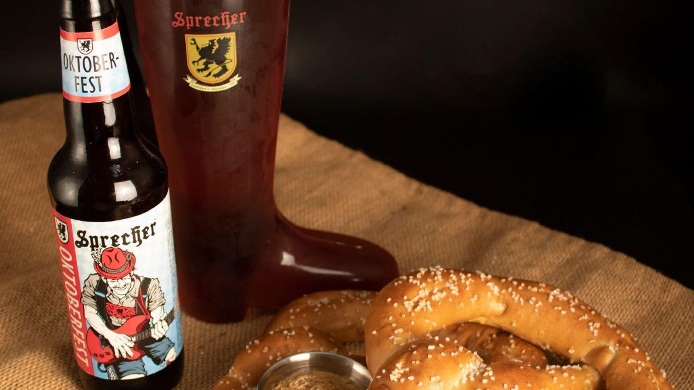 Sprecherfest is a drive-through, socially distanced start to celebrating Oktoberfest