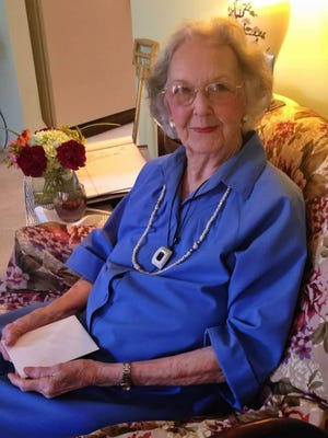 Madera A. Spencer, who was a society editor and columnist for the Montgomery Advertiser for 27 years, turns 100 on Oct. 8, 2020.
