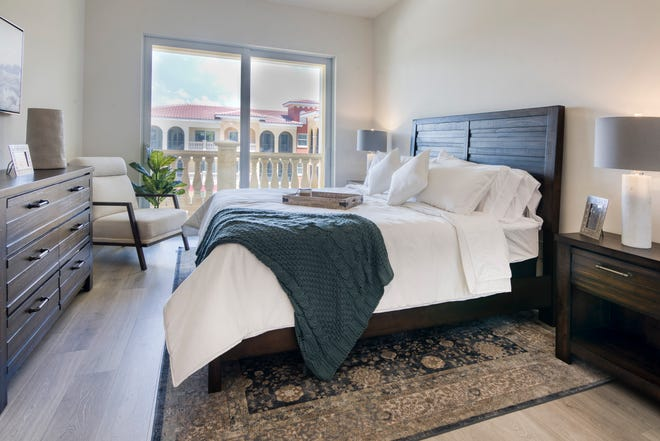 Residents of Genova, the new gated, resort-lifestyle condominium community in Estero, are thinking of new, creative uses for their flexible spaces.