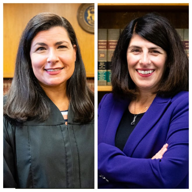 St. Clair County District Court Judge Mona Armstrong will battle Friend of Court Referee Caryn VanderHeuvel to keep her seat in the Nov. 3 elections.