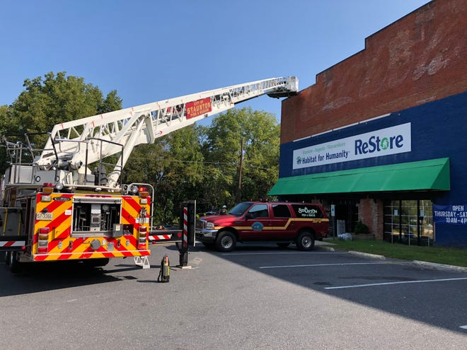 The Staunton-Augusta-Waynesboro Habitat for Humanity Restore saw two fires, back-to-back, destroying its Staunton location.