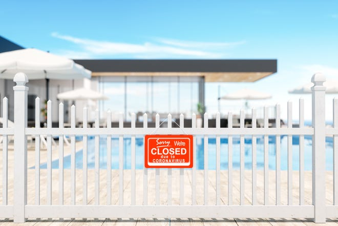 Some condominiums have been running with an operating surplus because of fewer operating expenses for amenities that were closed due to COVID-19.