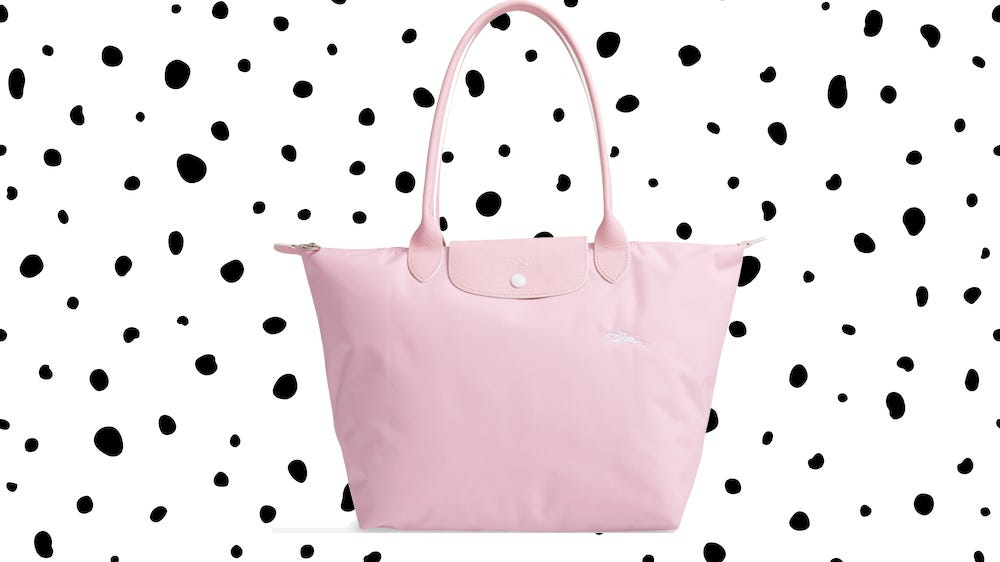 Longchamp bag: Get the Le Pliage Club tote for 50% off right now
