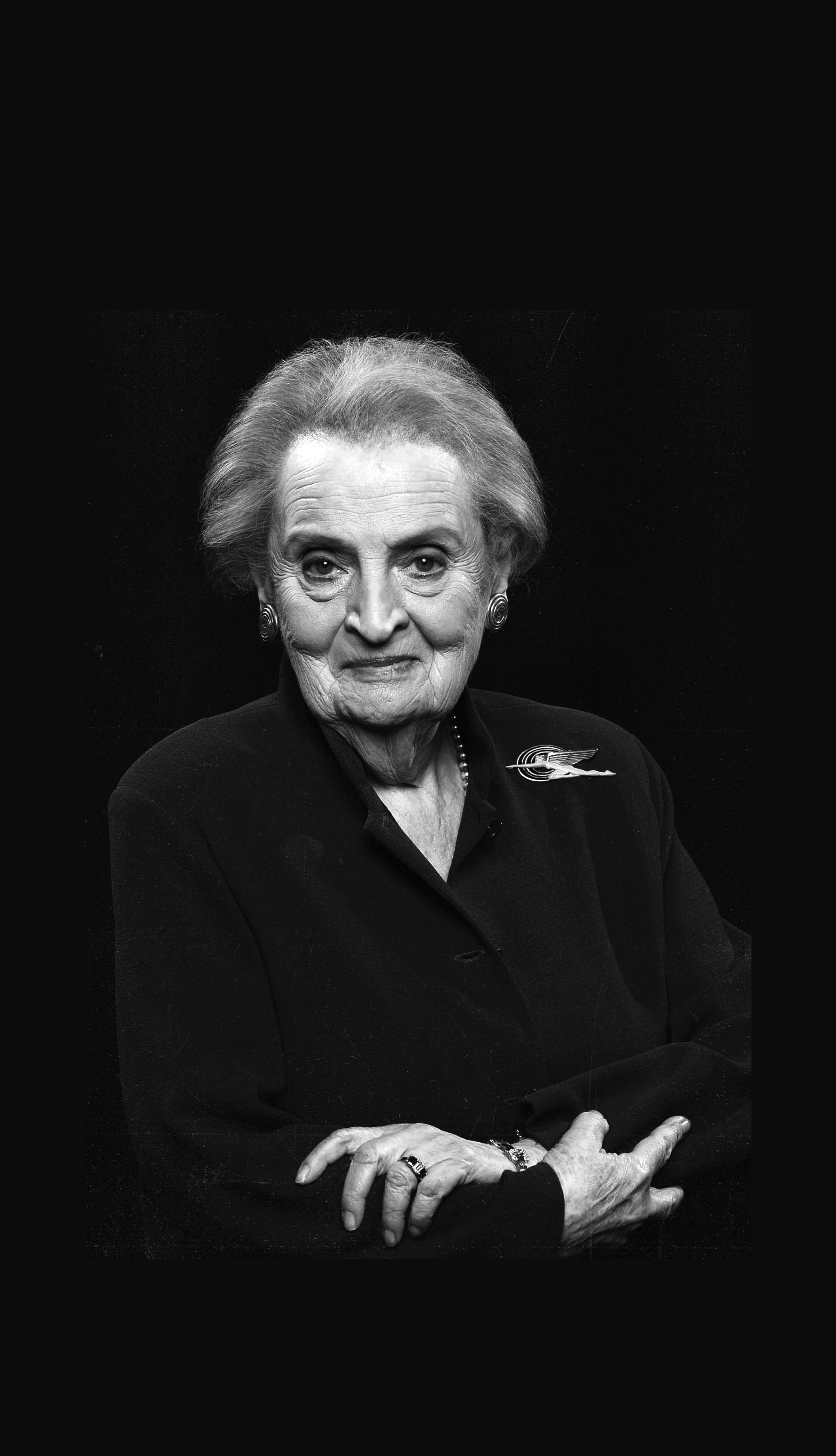 Women of the Century: Madeleine Albright