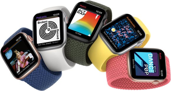 The new Apple watch just launched last week but you can already save on it.