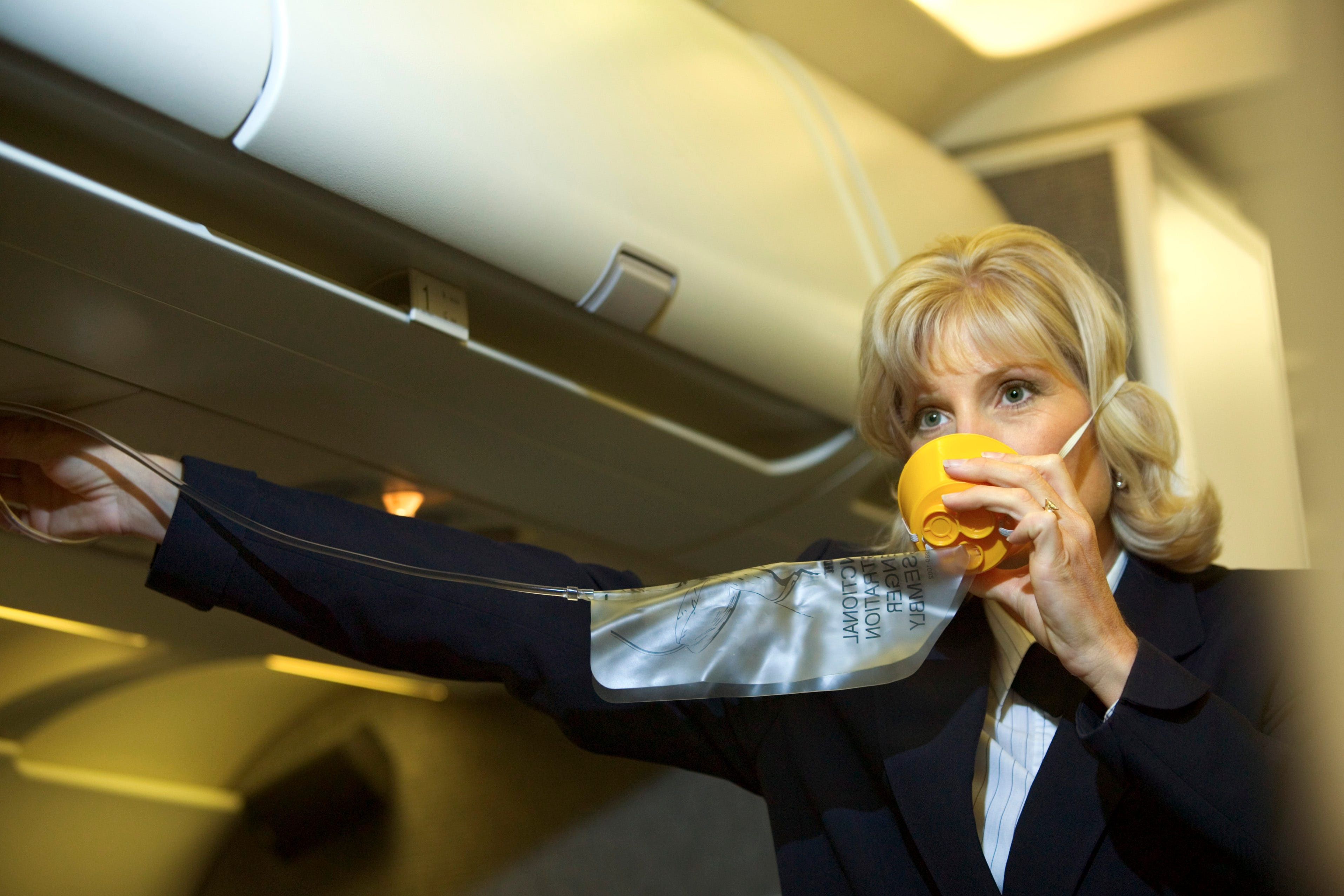 Ask the Captain: How fast can a plane descend if cabin pressure is lost?