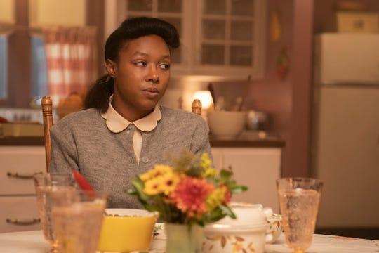 "E'myri Crutchfield as Ethelrida Pearl Smutny, the narrator and ""moral center"" of ""Fargo"" Season 4."