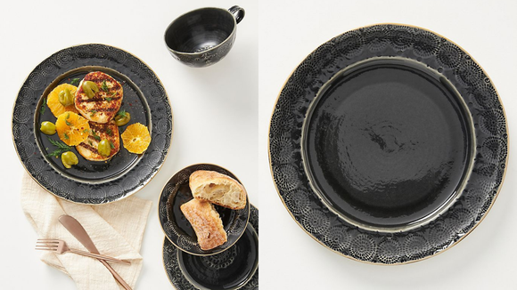 Add some drama to your dinner table