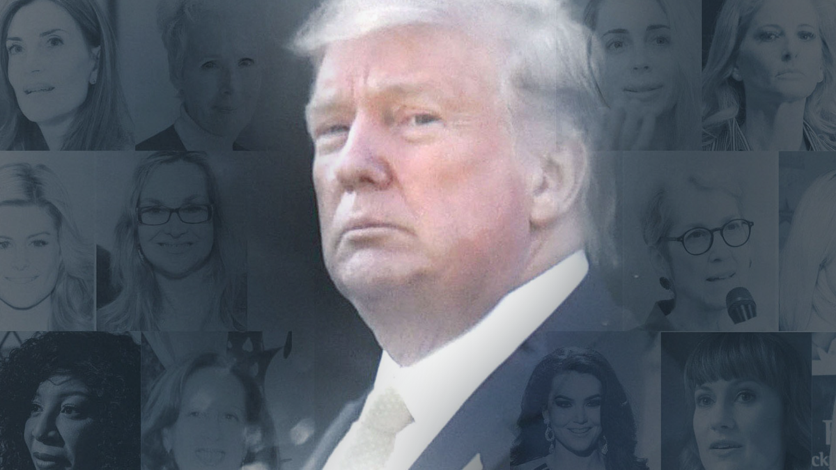 19 women have accused Trump of sexual misconduct. Here's what their stories have in common.
