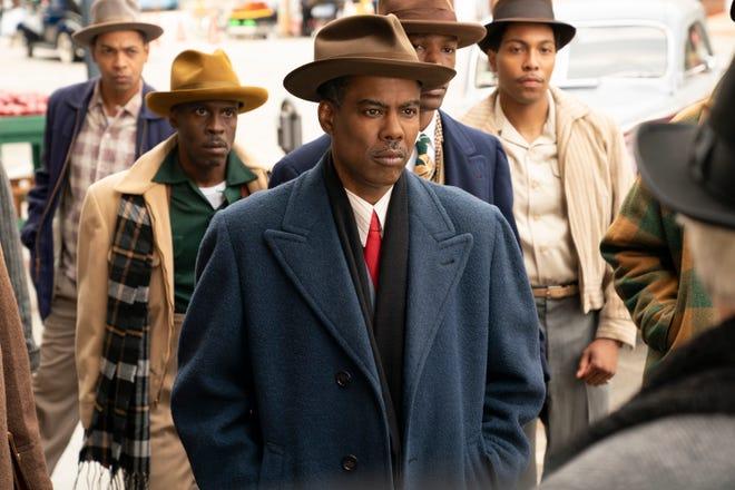 """Chris Rock as mob boss Loy Cannon in Season 4 of FX's """"Fargo."""""""