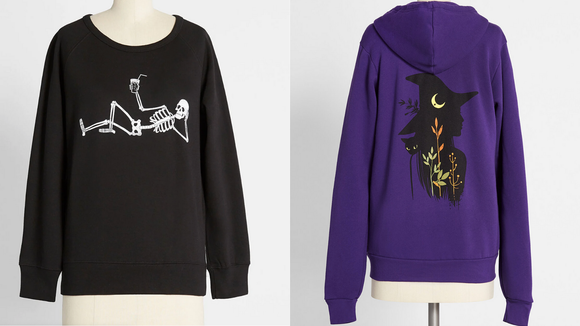 ModCloth has the best Halloween clothes selection
