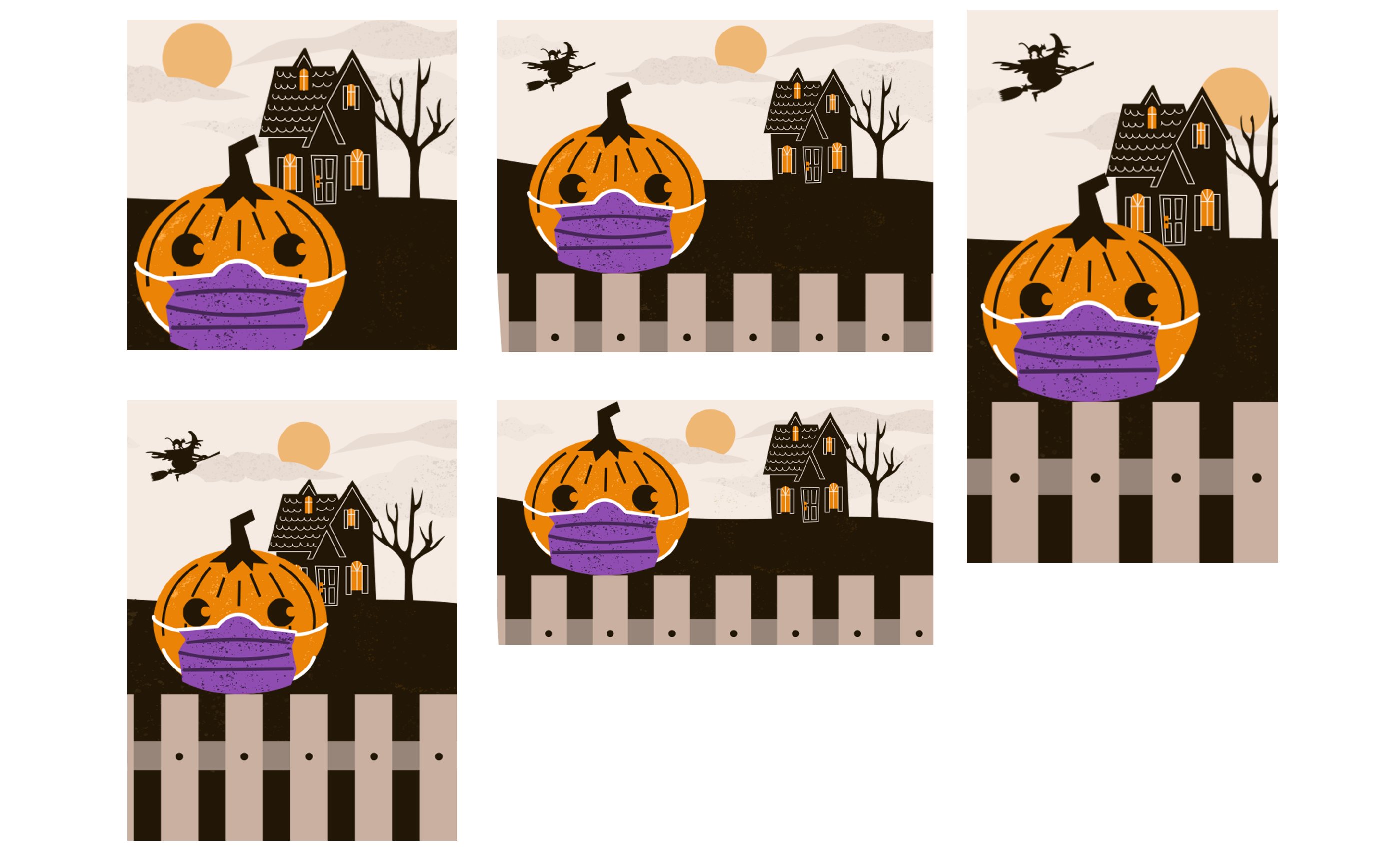 Tips to celebrate Halloween safely during the COVID-19 pandemic