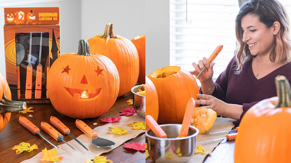 Bring your Jack-o'-lanterns to life
