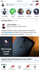 LinkedIn as adding Stories to its lineup
