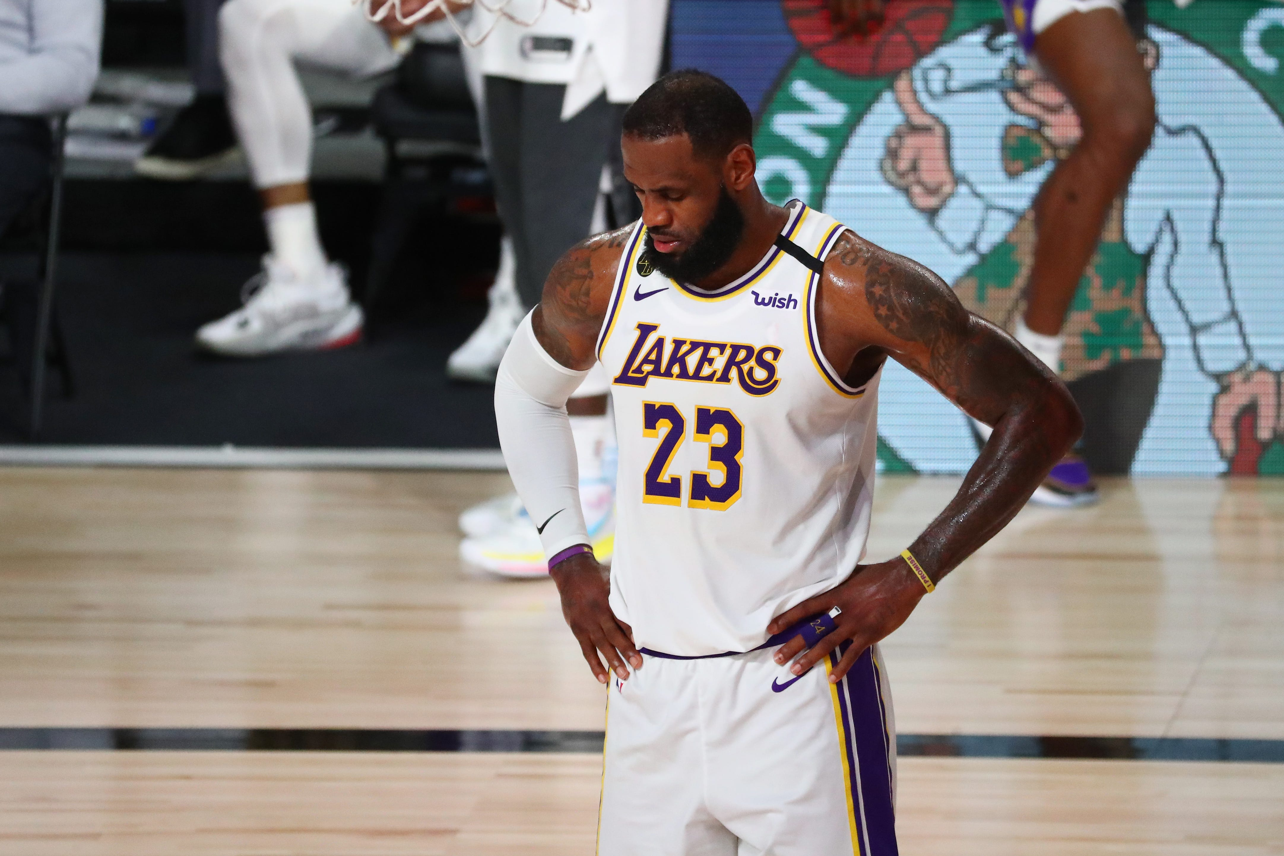 Opinion: LA Lakers should take this wake-up call seriously following Game 3 loss to Denver Nuggets