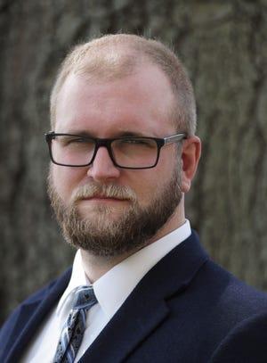 Matt Muzic, candidate for Holmes County Prosecutor