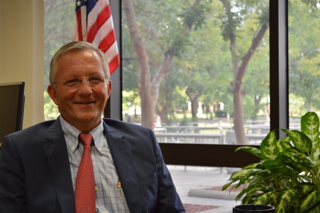 """Michael H. """"Jake"""" Johansson, who goes by Jake, has managed the City of Port Orange over the past five years. Johansson on Wednesday submitted his resignation to city leaders, who are expected to discuss the issue at Wednesday night's City Council meeting."""