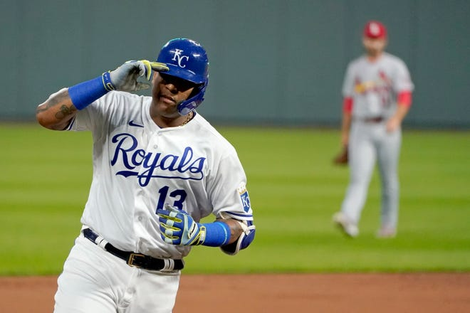 Catcher Salvador Perez, who won a Silver Slugger Award last season, is expected to again be the leader for the Royals, who revamped part of their starting lineup for 2021.