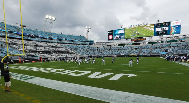 After beating the Colts in Week 1, the Jaguars return to TIAA Bank Field to face the Miami Dolphins on Thursday night.