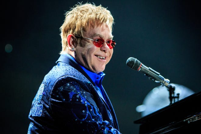 Elton John has announced a new date for his postponed show in Jacksonville.