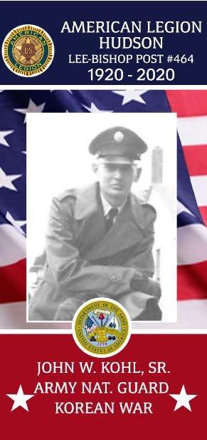 John W. Kohl Sr.