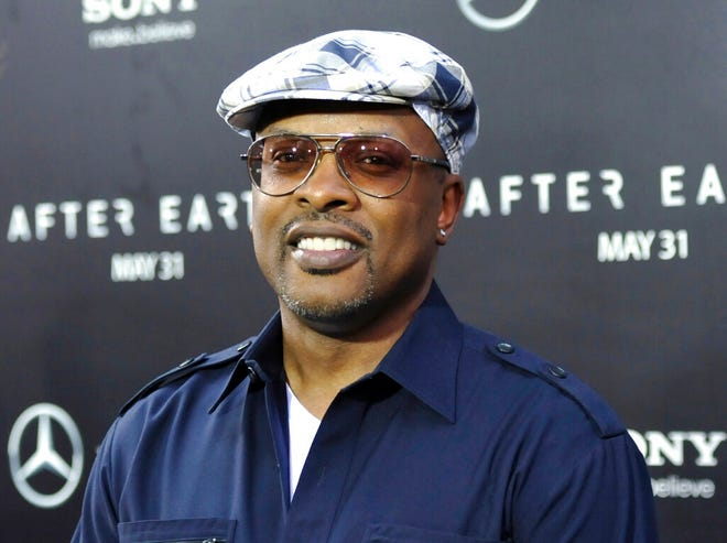 "In this May 29, 2013, file photo, Jeffrey A. Townes, aka DJ Jazzy Jeff, attends the ""After Earth"" premiere in New York. DJ Jazzy Jeff thought the popularity of ""The Fresh Prince of Bel-Air"" would eventually fizzle out after the show's final episode in 1996. So far, that hasn't happened. The original cast of ""The Fresh Prince"" will reunite for the show's 30th anniversary, which will air on HBO Max around Thanksgiving."