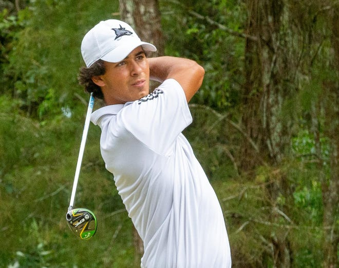 Scotty Kennon and the Ponte Vedra boys golf team are seeking history in FHSAA competition, continuing with the regional championships.