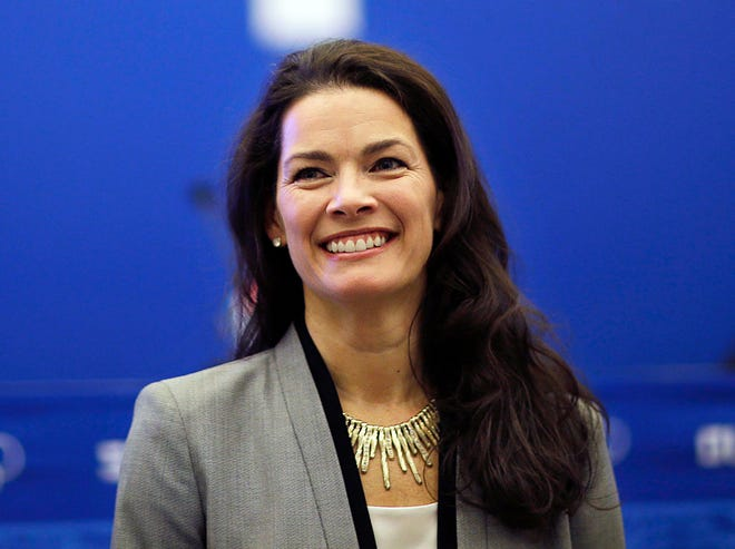 Nancy Kerrigan, the 1994 Olympic silver medalist in figure skating, will speak at a Venice fundraiser in November.