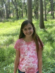 Charlotte Barker of Holly Tree Elementary is New Hanover County's student of the week.