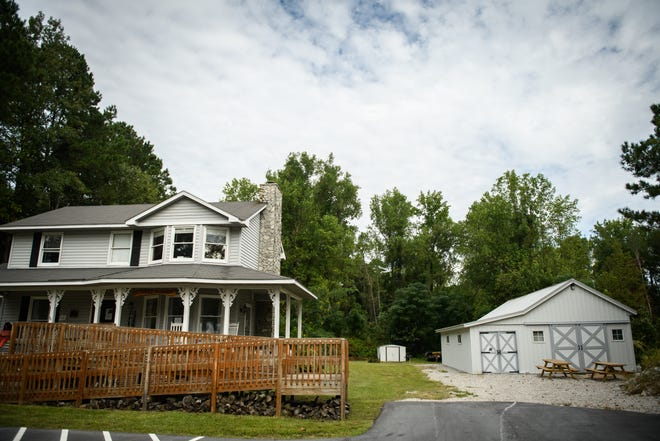 Rick's Place is a retreat for military personnel, veterans and their families.