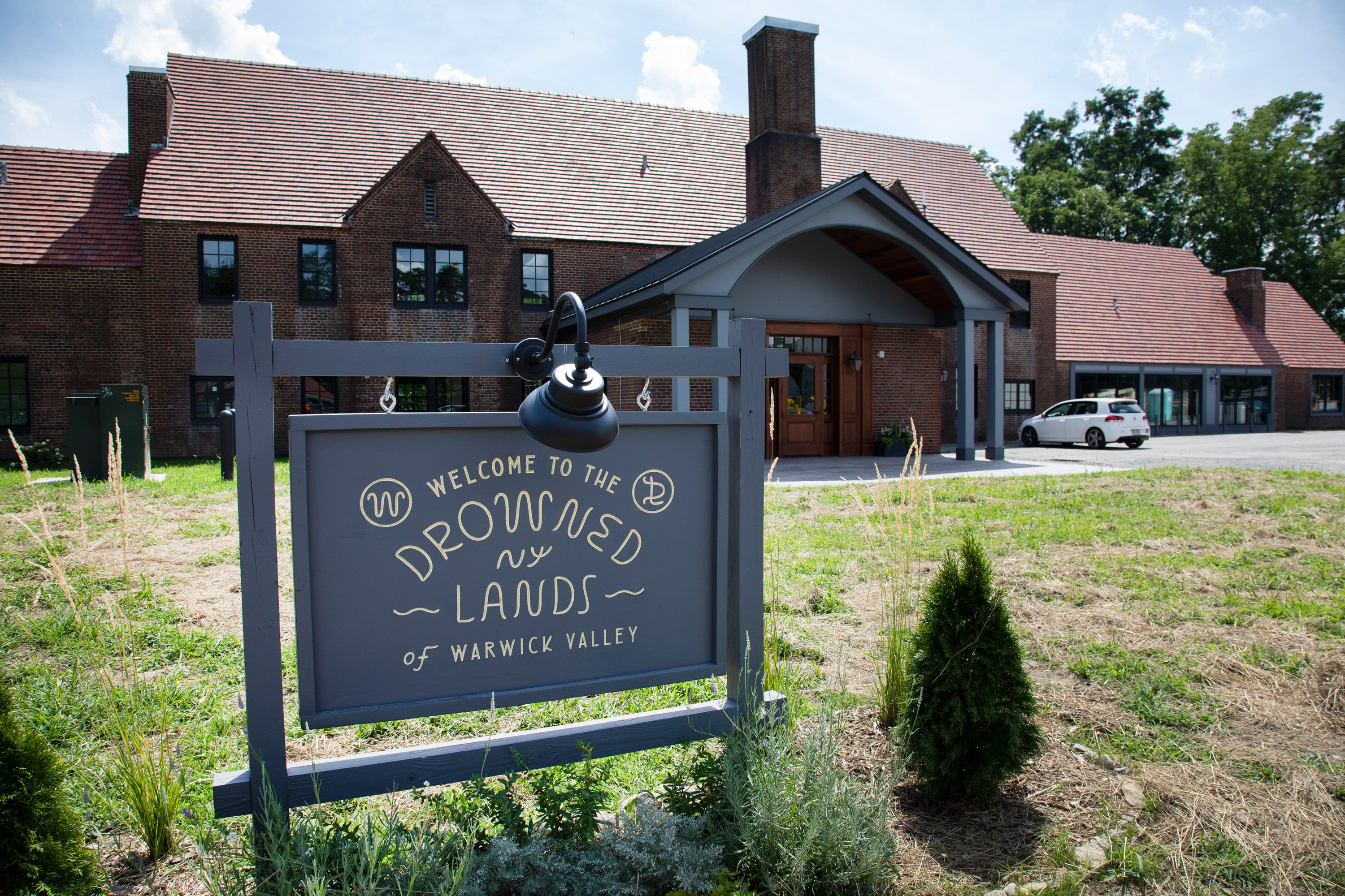 Drowned Lands, a bucolic brewery, opens at former Warwick prison site