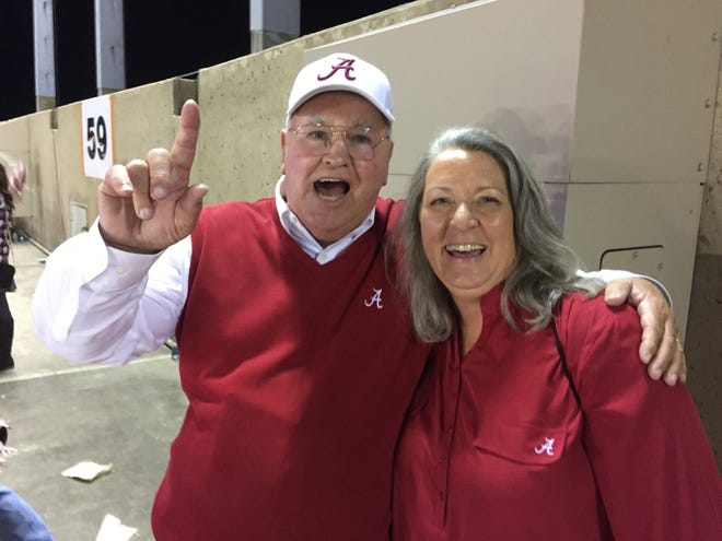 Superfan Tommy Ray has attended 605 consecutive University of Alabama football games, rolling up 48 complete seasons dating back to 1972, including away games, playoffs and bowls. In this pandemic year, though, Ray's streak has fallen into serious jeopardy.